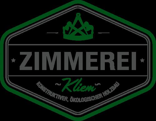 Zimmerei Kliem Logo